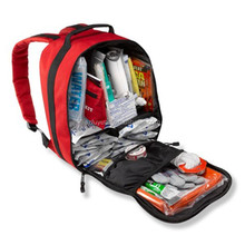 factory custom first aid emergency backpack, medical backpack