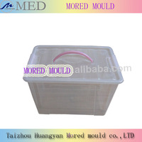 hot sale high quality competitive price plastic storage tool box mould