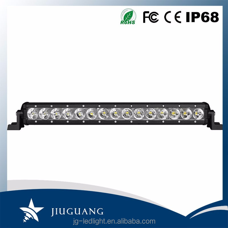 Auto Spare Parts Off Road 45W 17 Inch Wholesale LED Light Bar