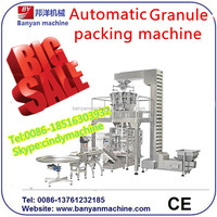 2015 Top Sale !!! Multi Heads Weighing Automatic Pouch Snack Potato Chips Packing Machine 0086-18516303933