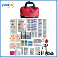NEW TOP Selling medical emergency dog pet first aid kit,CE approved pet travel kit