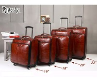 Branded Luggage Bags Classic Trolley Luagge Bag
