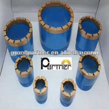 """Q"" Series Wireline single tube impregnated diamond core drill bit"