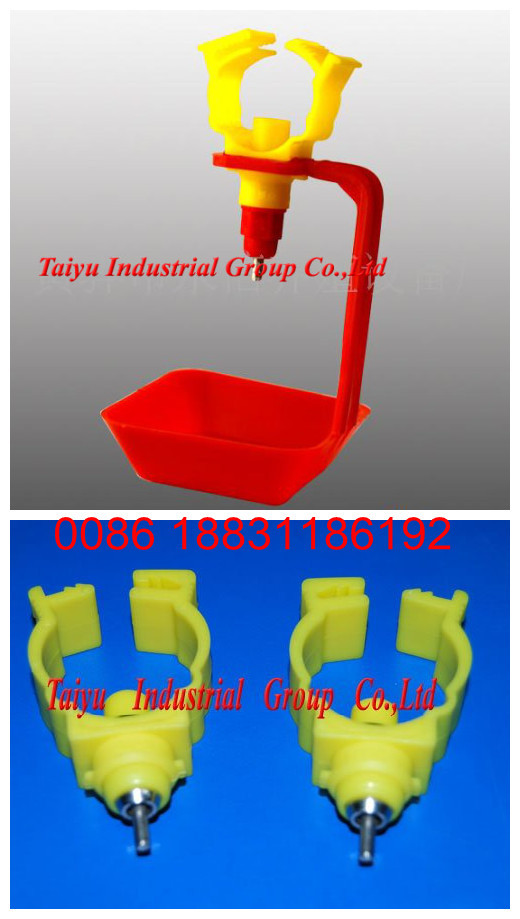 TAIYU Laying egg cage drinker systems