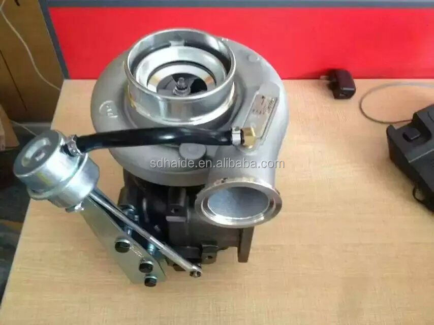 R320-7 turbo HX40W Hyundai excavator engine turbocharger HX40W