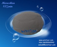 Hot selling densified micro silica 85% min to Doha