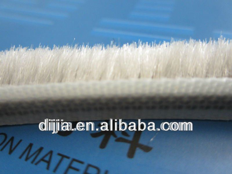 weather strip/wool pile/brush seal strip for windows and doors of cars