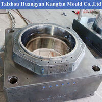 Zhejiang Huangyan plastic injection mould factory for water bucket tool
