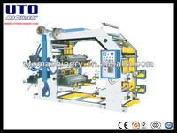 YT 4 Color Flexographic Printing Machine