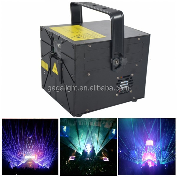 Hot-sale RGB animation writing laser light stage text laser light
