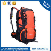 2015 fashion pattern sports travel duffle bag with shoe compartment