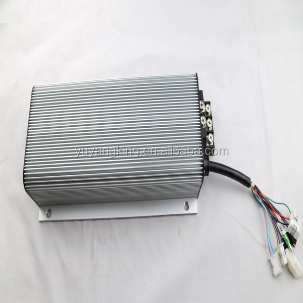 Speed governing electric dc motor controller made in China for e bike/electric scooter