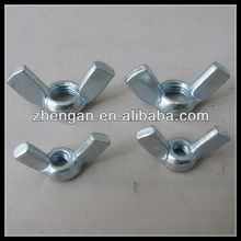 stainless steel wing nut dimensions