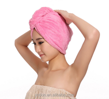 Professional Bleachproof Salon Towel Microfiber Hair Towel in Hairdress Twist Spa Soft Turban