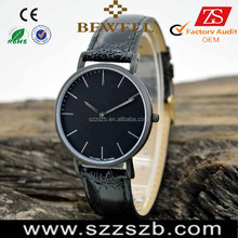 2015 China Watch Factory Classic Cheap Stainless Steel Watches