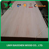 Red Oak Plywood/Teak Plywood/Okoume Plywood From Linyi Shandong