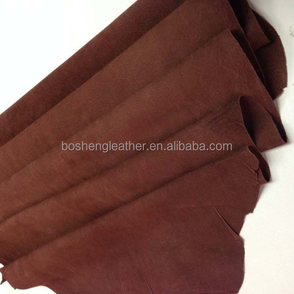 ECO-FRIENDLY PIG SPLIT LEATHER FOR SHOE LINING