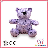 SEDEX Factory customized lovely new design buy teddy bears