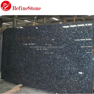 cheap price standard blue granite slab size for sale