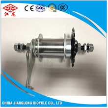 Professional custom CNC machining chosen steel / alloy racing bicycle hubs