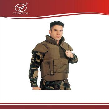 military aramid desert camo level 3 soft bulletproof vest