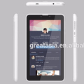Cute mini tablet phone call with sim card slot built-in 3g mtk tab