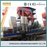 low cost CAP40 asphalt drum mix plant,asphalt drum mix plant price