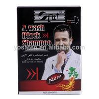 Professional semi permanent salon hair coloring dye products names natural black hair color brands