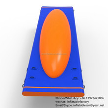 001W16090270 Inflatable Water Jumping Airbag with 0.9mm strong pvc
