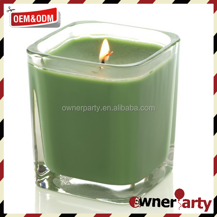 Customized Wholesale Eco Friendly Best Smelling Candles