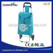 Durable best selling shopping trolley wheeled bags