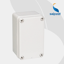 Waterproof IP66 Plastic surface Mount Electrical Outlet Box Size 80*130*70mm (DS-AG-0813)