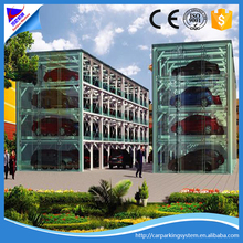 Vertical and Horizontal Puzzle Parking System Puzzle Solutions Car Stacker Parking Garage Equipment