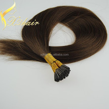 Double Drawn 100% Remy Human Hair 2g Strands i Tip Hair Extensions