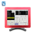 Hot Seller 15 Inch Pos System All In One Touch Screen PC with MSR/WIFI/VFD display