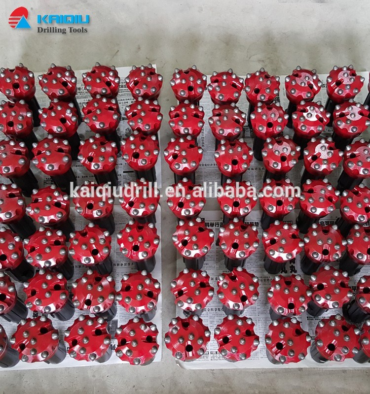 Low Price Tungsten Carbide Button Bits/drill Bits /rock With Good Service