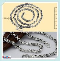 Beadsnice ID 25626 New product as 925 Sterling Silver necklace for men fashion jewellery silver chain necklace