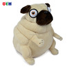 ODM direct selling plush stuffed toys pug dog