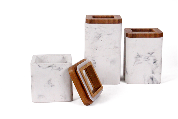 bamboo canister set,bamboo canister, single canister