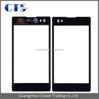 factory direct selling original new quality mobile phone front glass for lg prada 3.0 p940 touch screen digitizer replacement