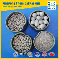 Ceramic Alumina Packing Ball Oil Refinery Catalyst