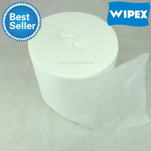 soft disposable spunlace non-woven airlaid paper