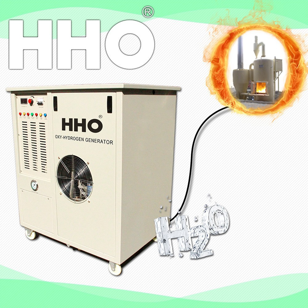 2015 newest HHO oxyhydrogen generator portable incinerator