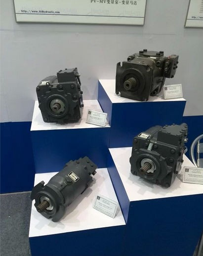 China sauer PV 20 series sundstrand hydraulic pump