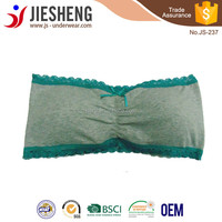girl sex tube top underwear hot selling bra design for men women