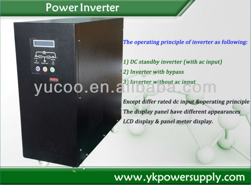 low price industrial power inverters 220VDC--220VAC