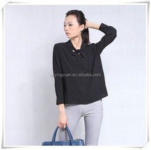 OEM Service Supply Type women Blouses & Tops