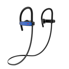 Hot selling Waterproof Wireless Stereo Sports In-ear Mini Bluetooth Earbuds with Microphone RU10