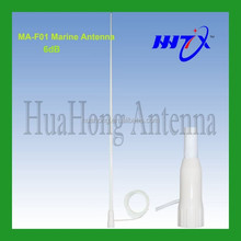 Good quality 156-163mhz VHF Dipole Repeater Marine antenna boat antenna with nylon mount
