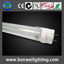 t8 led tube with 120cm and the 18W total power consumption